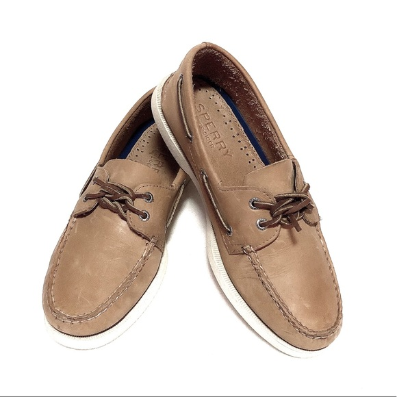 Sperry Other - Mens Sperry Top-Sider Original Boat Shoe Size 9